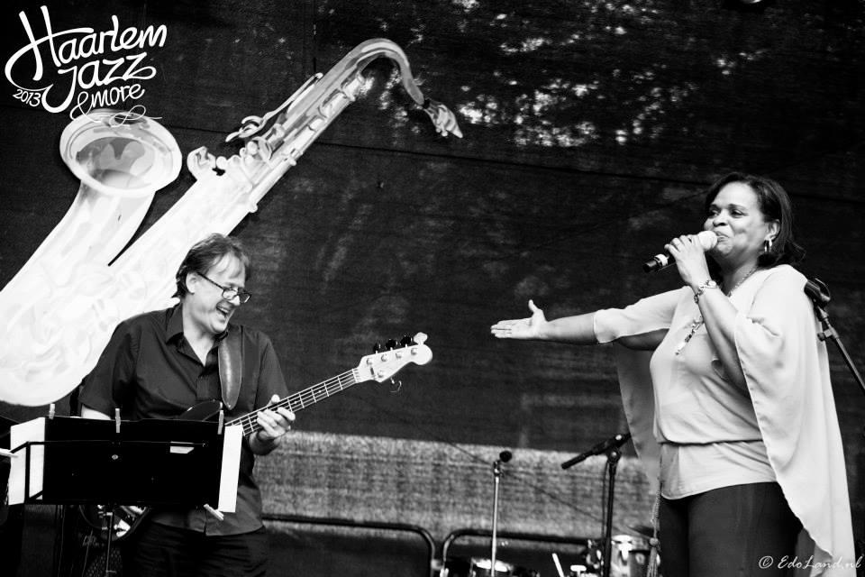 Me and Marky - Haarlem Jazz Festival