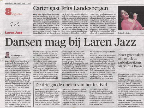 Laren article