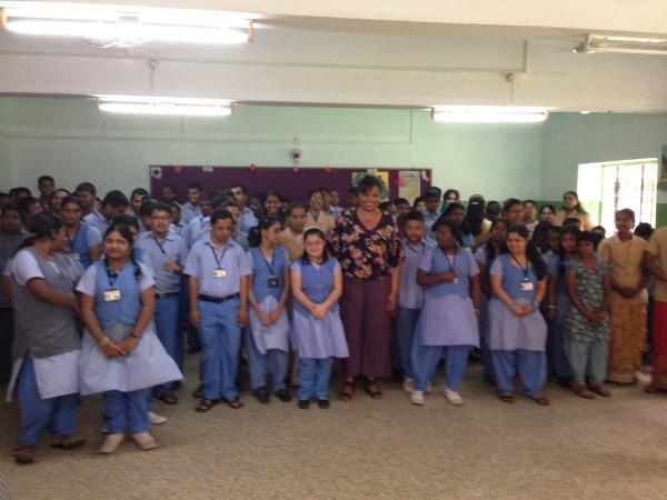 Cochin, class photo