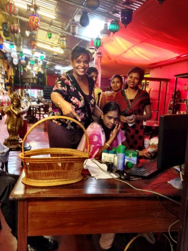 Cochin cosmetics