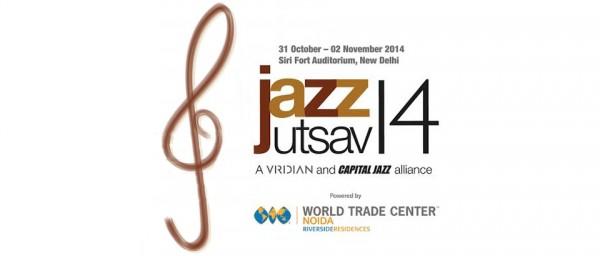 Delhi, Utsav jazz poster