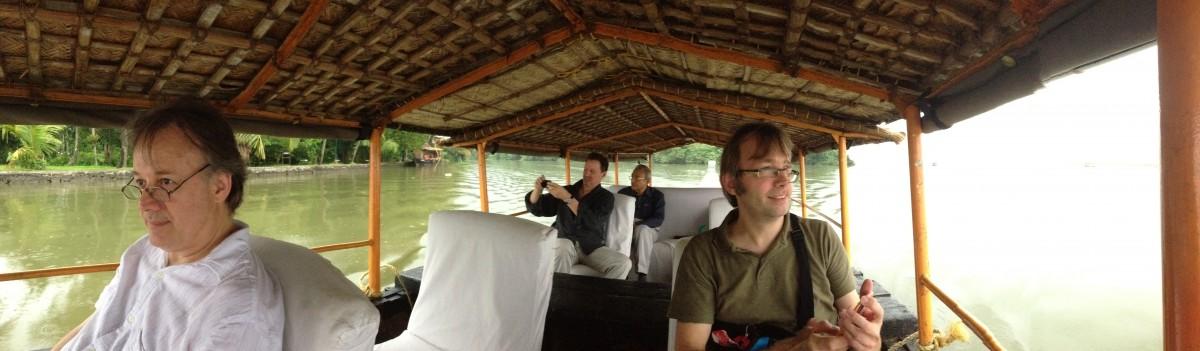 Kerala cruising